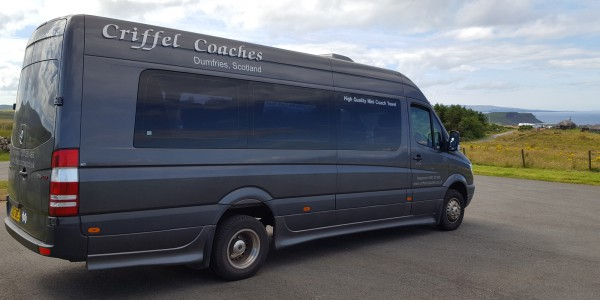 Our Vehicles | Criffel Coaches